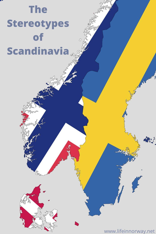 Scandinavian Stereotypes Truths Myths In 2020 Norway Language History Of Norway Norwegian People