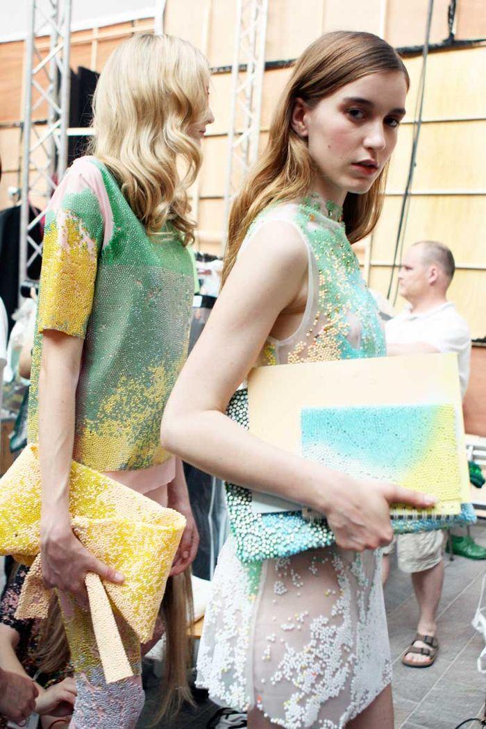Life In Fashion: Maia Bergman