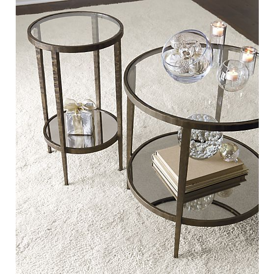 Clairemont Round Side Table In 2019 To Repin Table