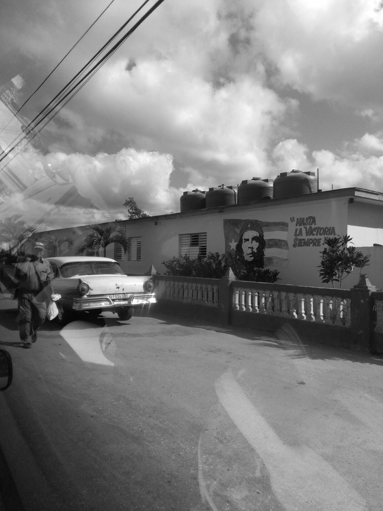 Dall'Habana a Trinidad...dal Cubataxi Marzo 2017
