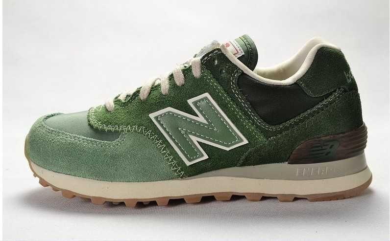new balance grön