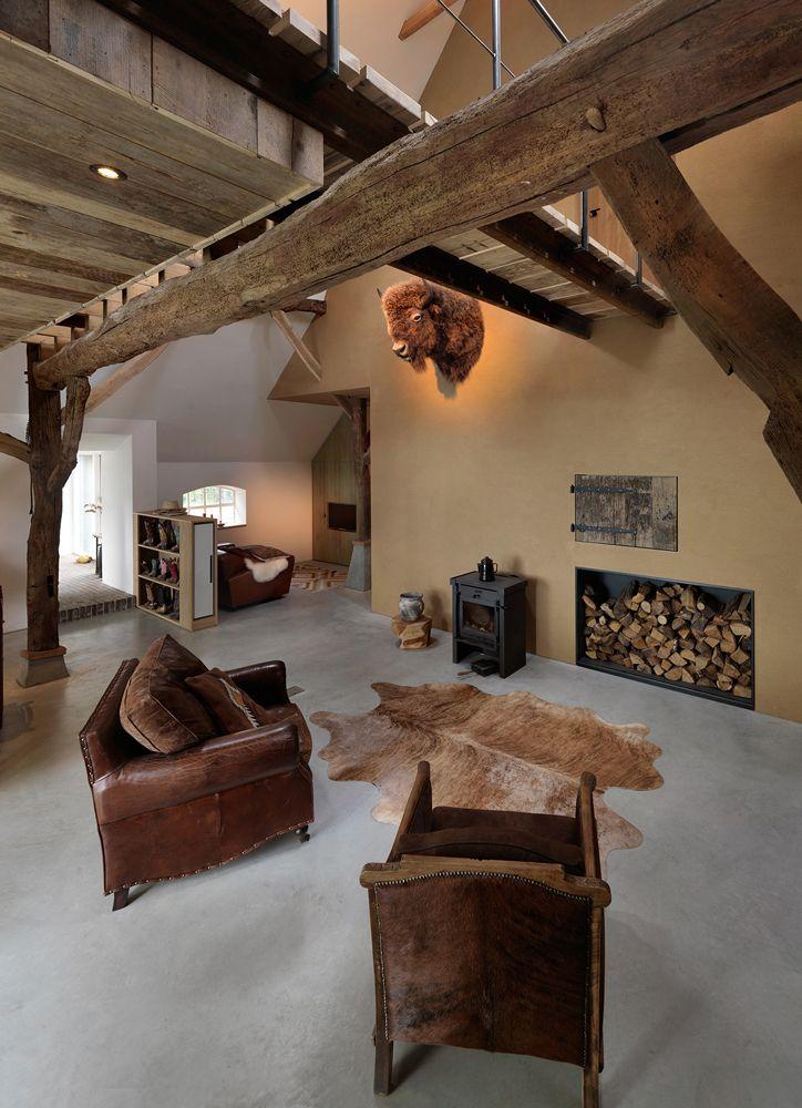 Woonboerderij - BuroKoek - Interieurontwerp, interieurarchitect ...