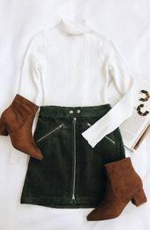 25 Ideen für Kleidung lässig Outfit für Teenager Röcke #casual #ideas #dress…