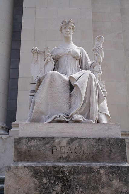 Shelby County Courthouse Statue Peace Statue Shelby County Statuary