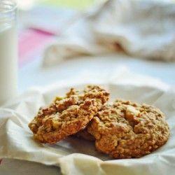 Oatmeal Apple Cookies