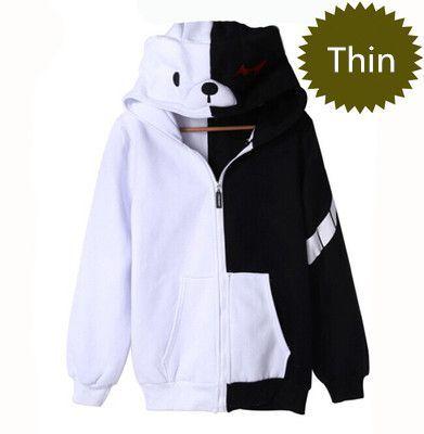 Assassination Classroom Korosensei Cosplay Costume Thin Hoodie Coat Unisex