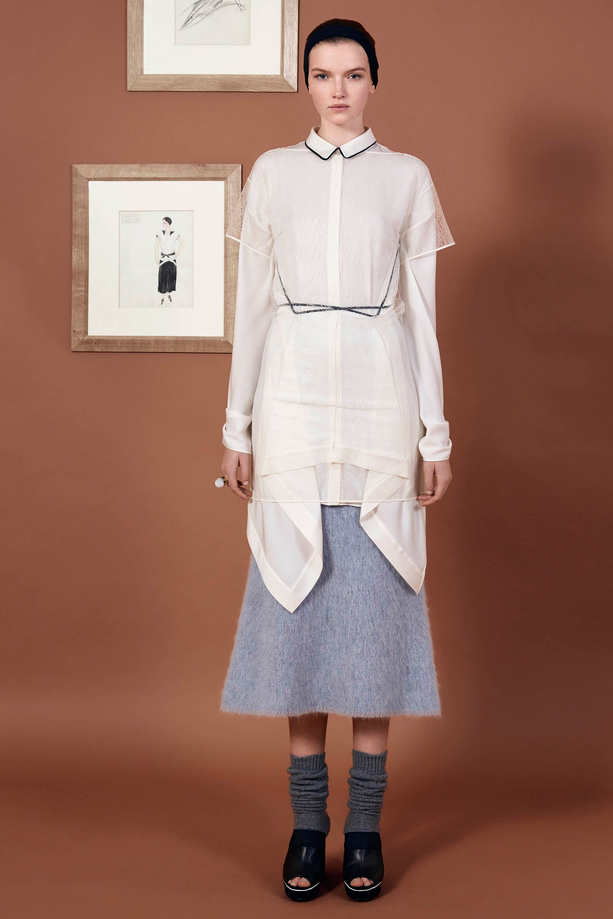 To acquire Pre-fall vionnet collection picture trends