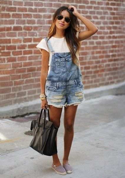 overalls street style #besoyounglove