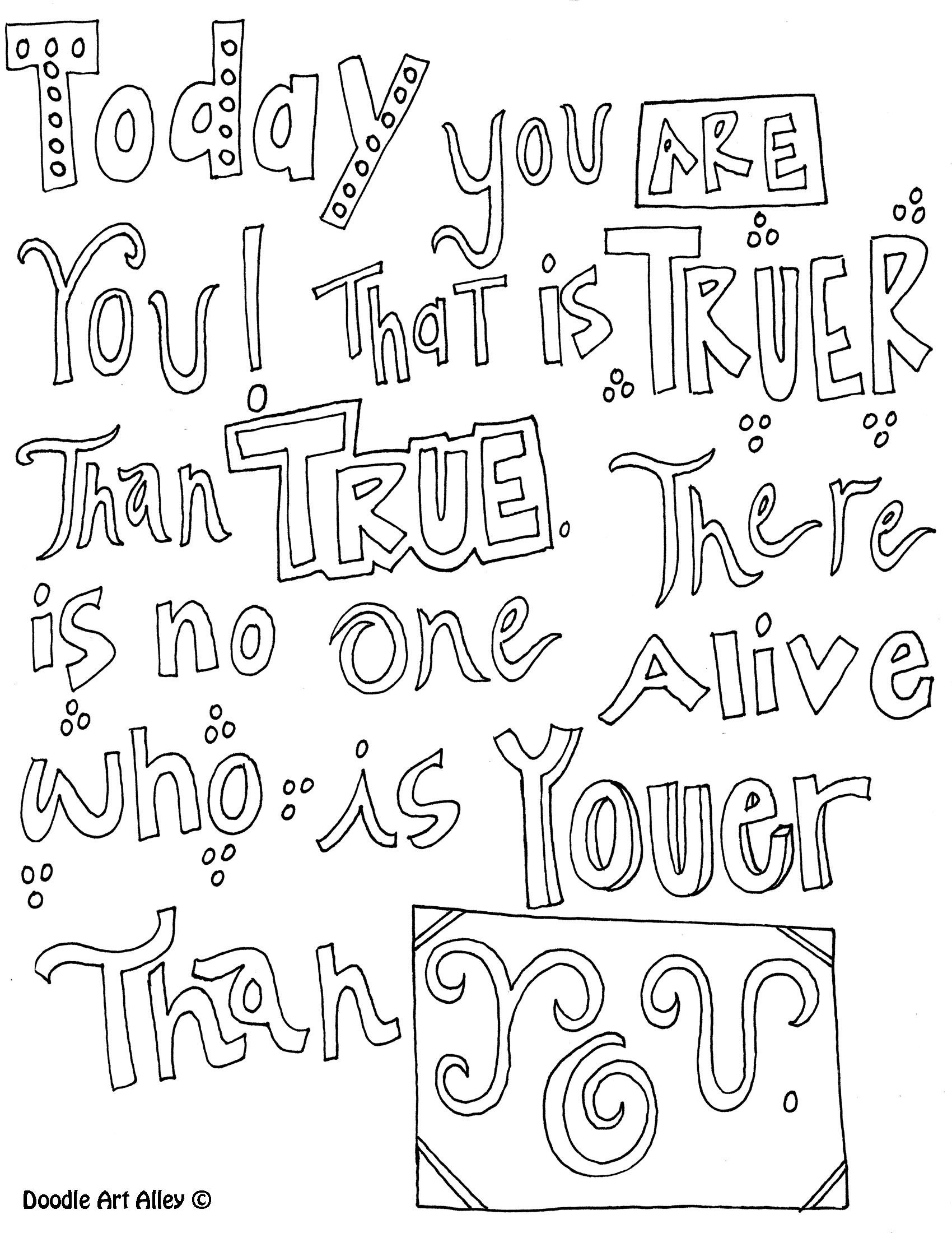 You Are You Dr Seuss Quote Coloring Pages Dr Seuss Coloring Pages Coloring Pages