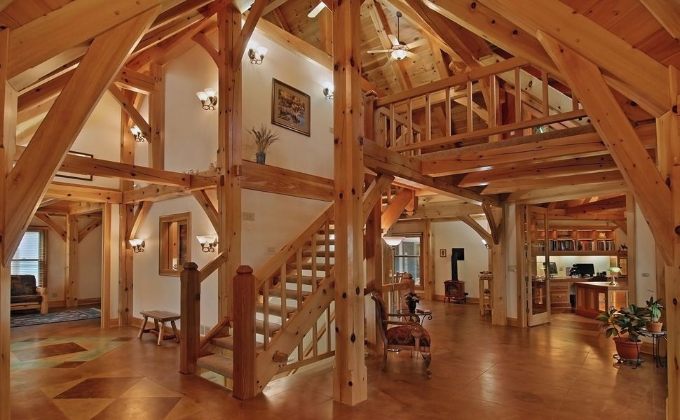17 best ideas about timber frame home plans on pinterest timber