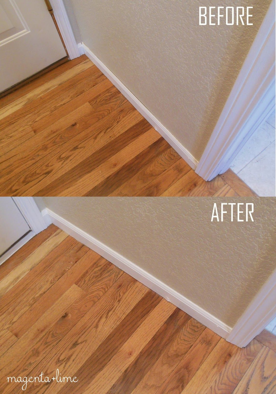Caulk baseboards for a professional finish diy pinterest caulk baseboards for a professional finish doublecrazyfo Image collections