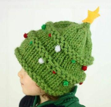 Gorros navideños para niños de diversos estilos y unisex  5ebe370f52c