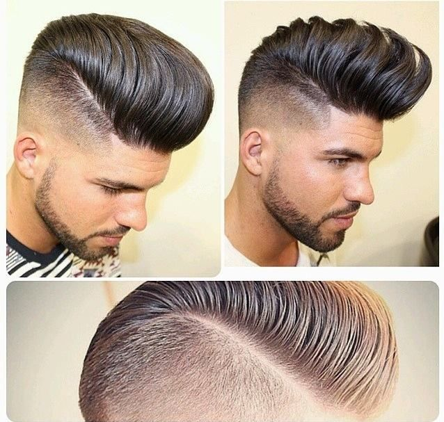 12 Most Wanted Hairstyles For Men 2015