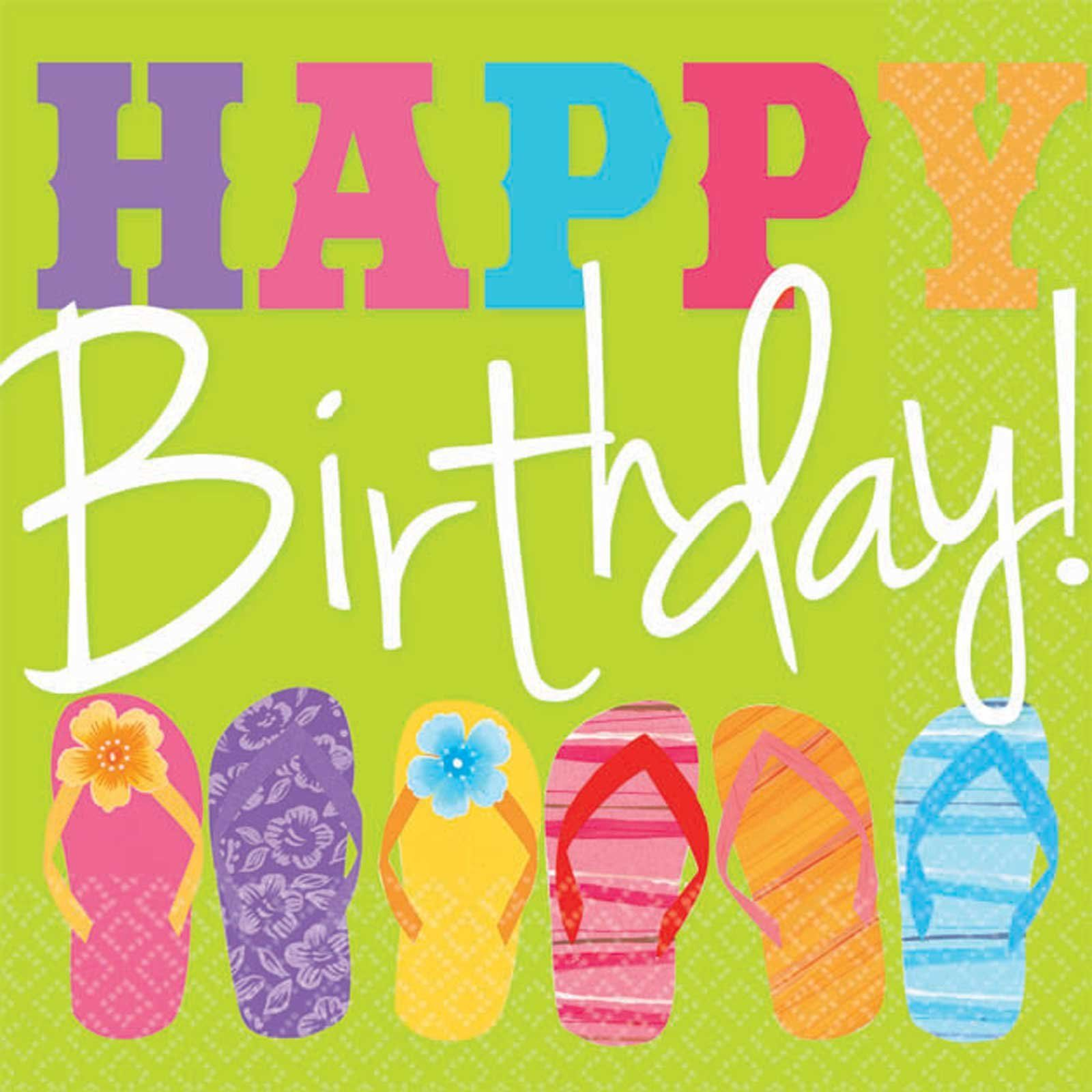 Birthday Party By Carol Hanson