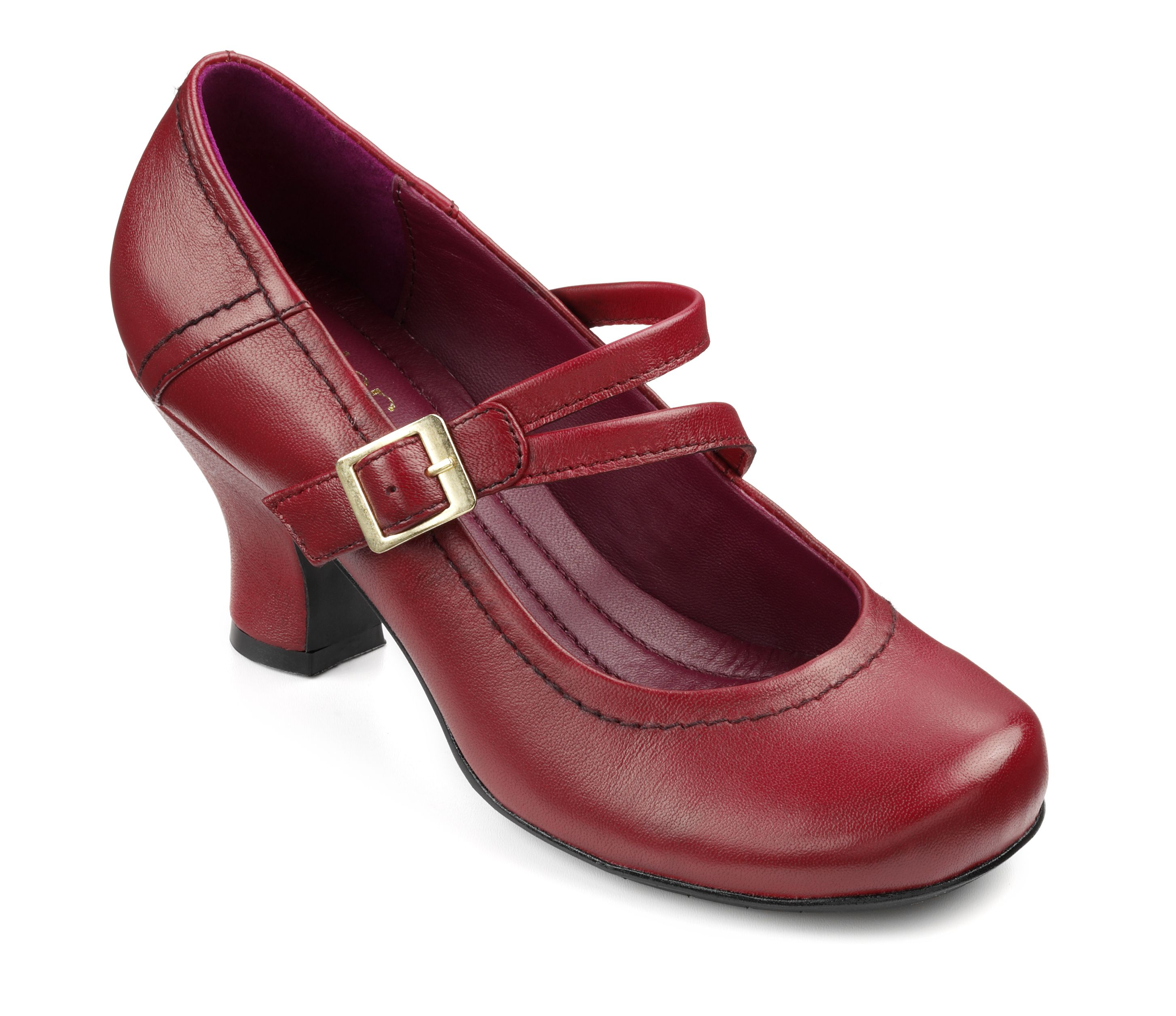 2b406489cc74a Vanessa - Chilli Red - Hotter Shoes | Stuff to wear... | Shoes ...