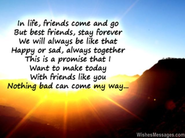 Goodbye Best Friend Poems That Make You Cry - Live quotes ...