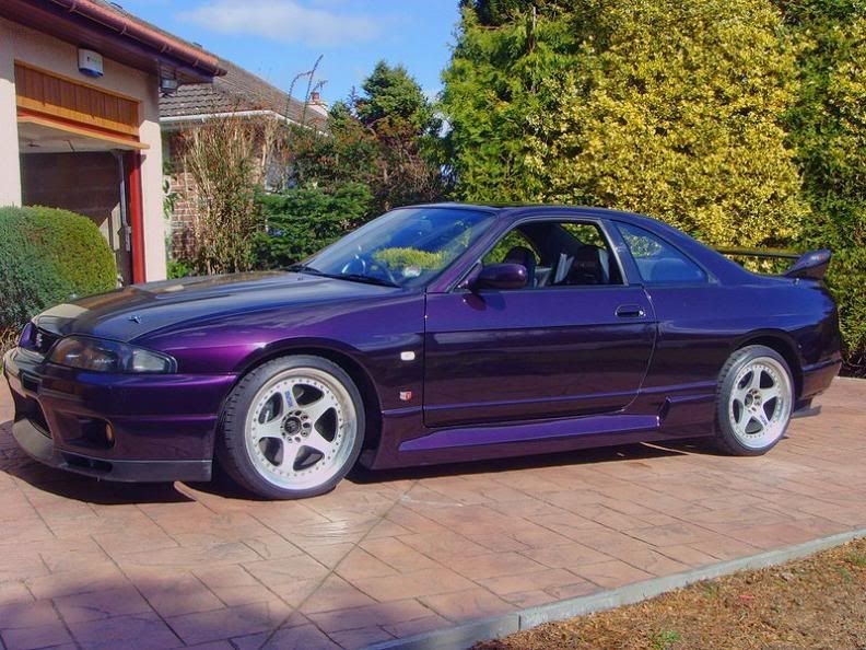 Midnight Purple Colour Codes Gt R Register Nissan Skyline And Gtr Owners Club