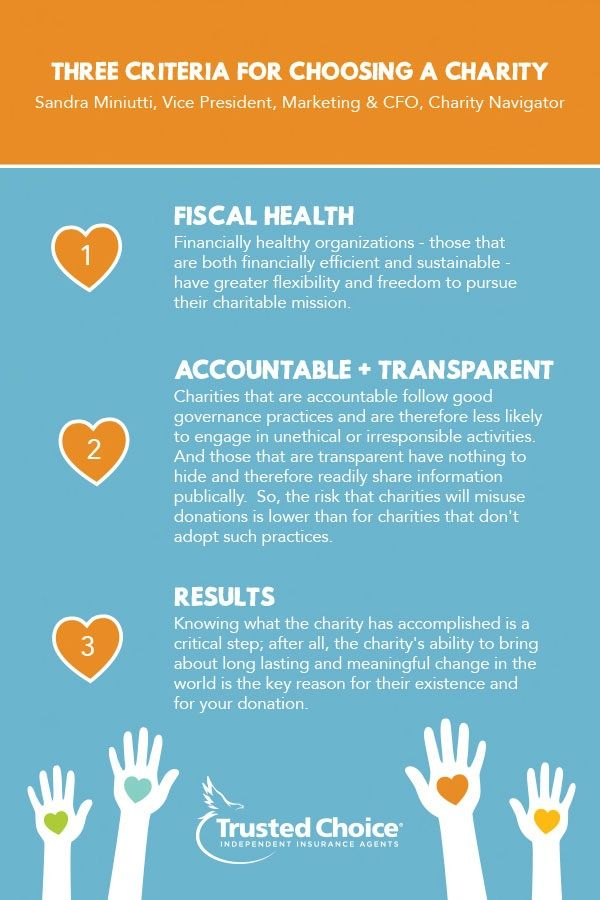 How To Choose A Charity This Or That Questions Charity Navigator Charity