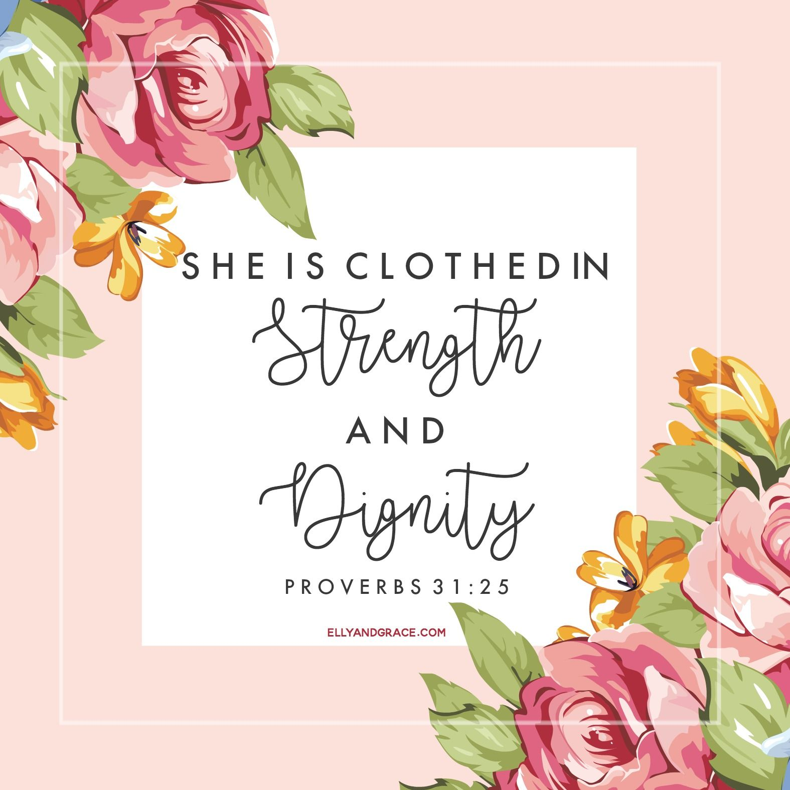 Indoor Dignity Short Sleeve Christian Shirt Short Bible Quotes About Nature Short Bible Quotes About Happiness She Is Clod Dignity Short Sleeve Christian Shirt She Is Clod Strength Strength inspiration Short Bible Quotes