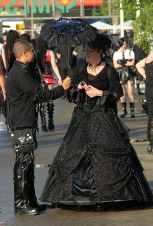 Free goth dating