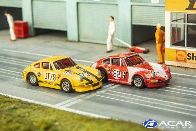 Porsche 911S 1000km Nürburgring 1970 en 1971