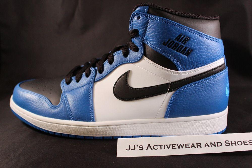 a7e25df0dc5e5 NIB NIKE AIR JORDAN 1 RETRO HIGH Rare Air Soar Blue 11.5 Shoes 332550-400