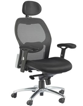 Picture Of Cobhamly Luxury Mesh Back Office Chair