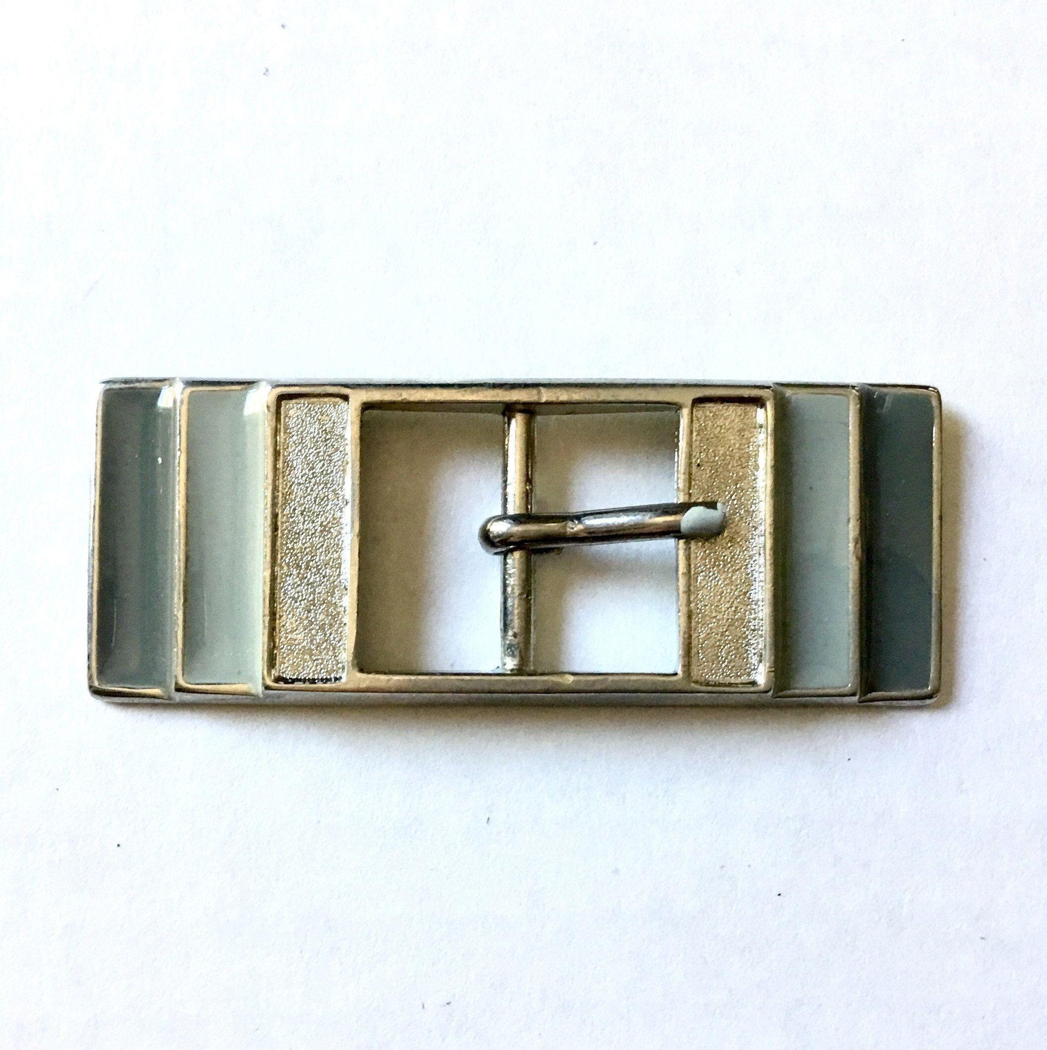 Silver Belt Buckle For Women 70s Rectangular Buckle Retro Etsy Silver Belt Buckle Silver Belts Vintage Belt Buckles