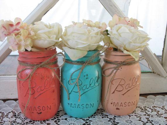 Decorative Jars 3 Pint Mason Jars Decorative Mason Jars Teacher Appreciation