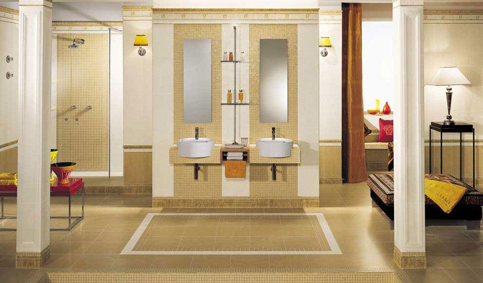 Versace Badezimmer ~ Versace wall tiles tile design ideas