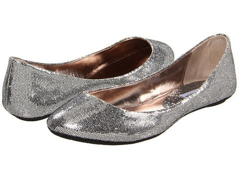 d663f4741b5 Steve Madden P-Heaven Gold Fabric - 6pm.com. Perfect festive flats for  dancing the night away!