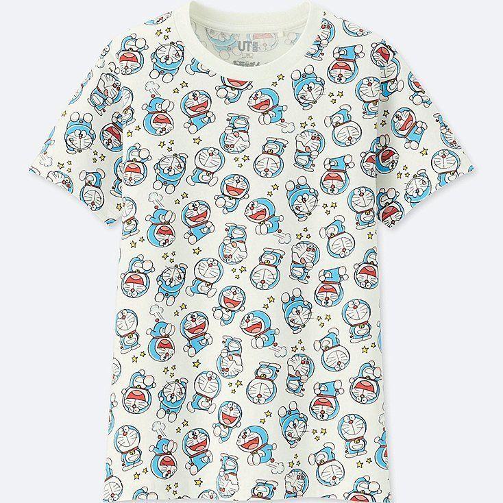 7198990e130 Uniqlo KIDS -- KAWS Sesame St -- Sanrio -- Doraemon -- Minions ...