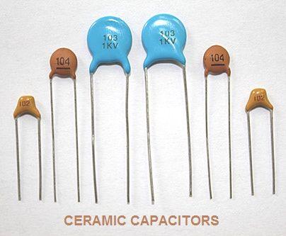 Ceramic Capacitor Ceramics Capacitors Scraper Spatula