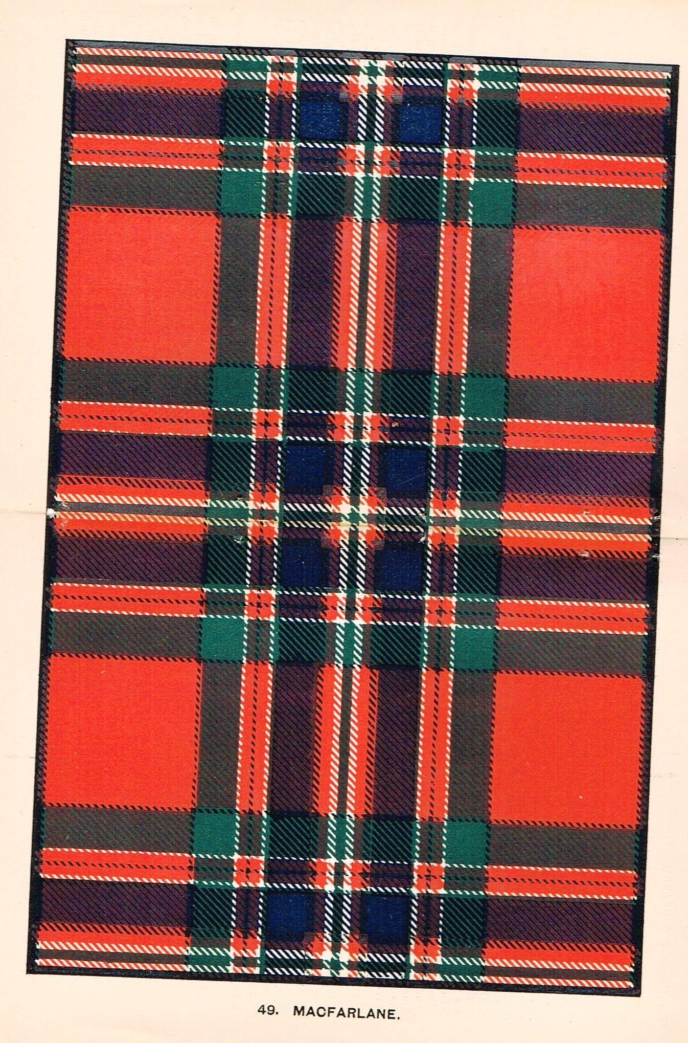 Johnston\'s Scottish Tartans - \