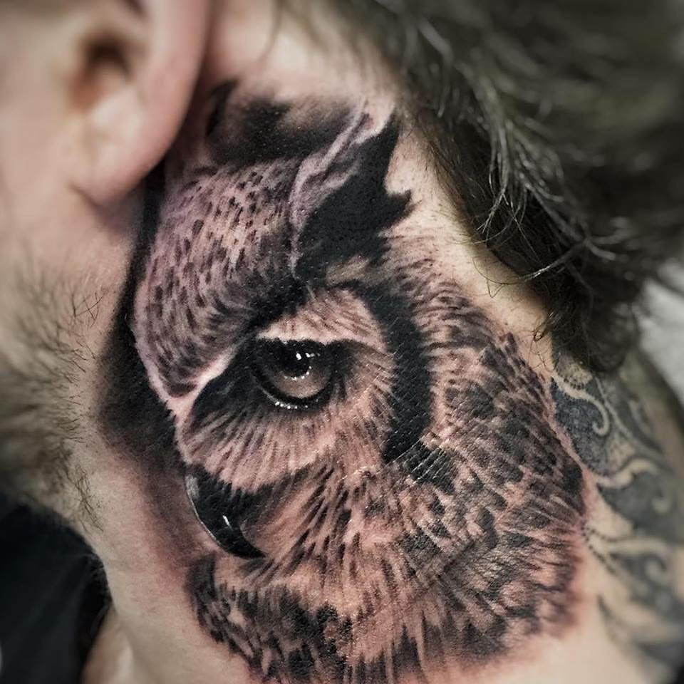 Back Neck Tattoos Front Neck Tattoos Men S Side Neck Tattoos Neck Tattoo Designs Female Neck Tattoo Side Neck Tattoo Owl Neck Tattoo Neck Tattoo Cover Up