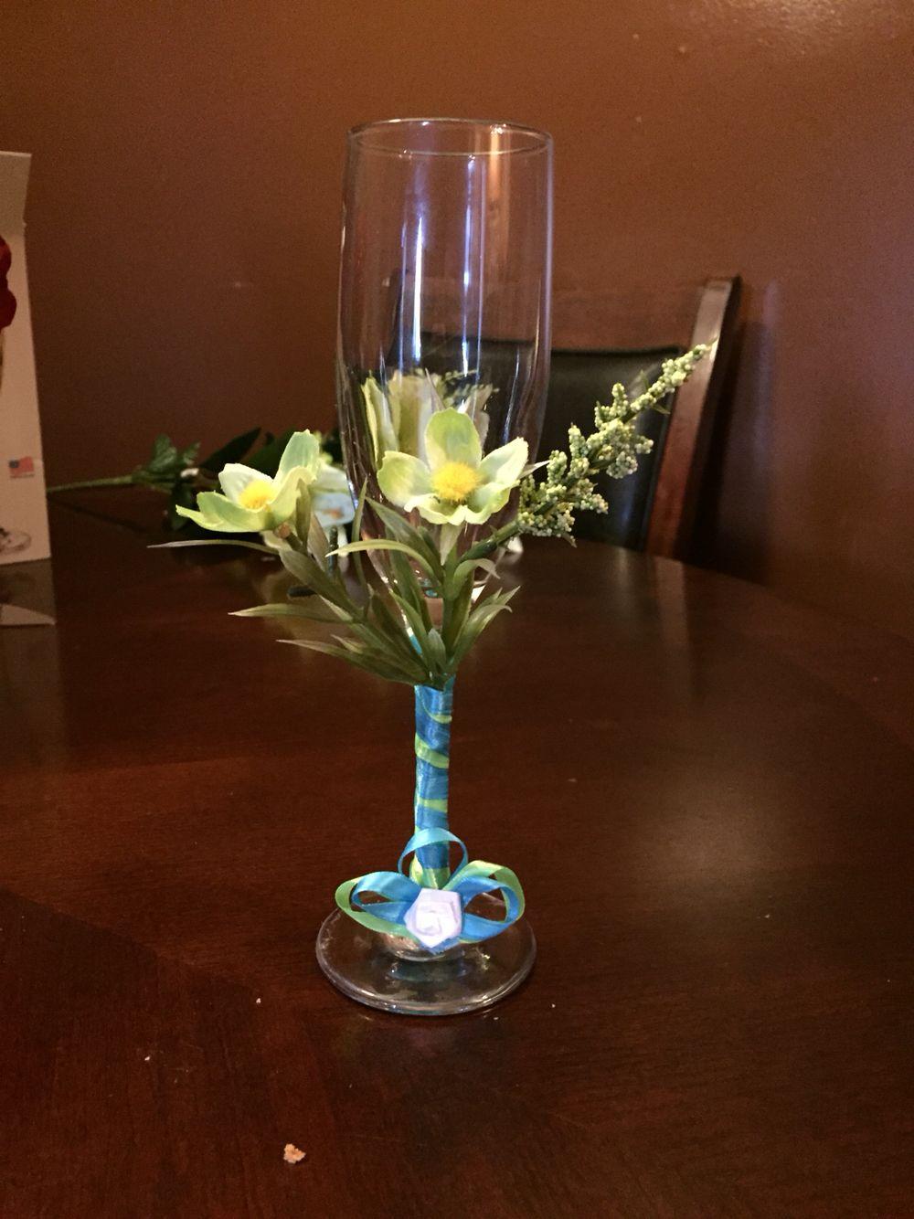 Bride & groom cup