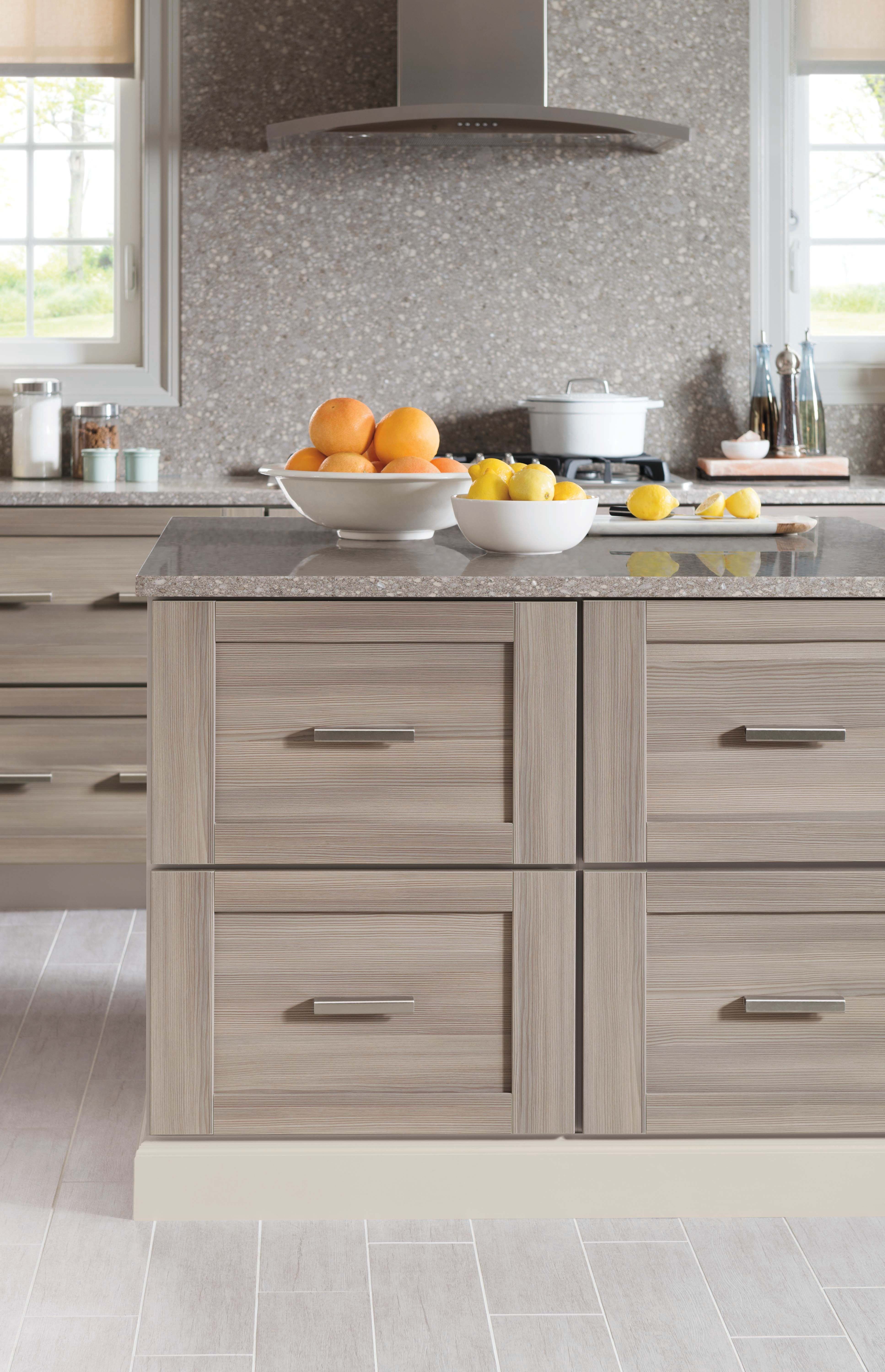 Family-friendly Kitchen Design Tip Select cabinetry that looks and feels like real wood but is durable and easy to clean. Martha Stewart Living Kitchens ... & Family-friendly Kitchen Design Tip: Select cabinetry that looks and ...