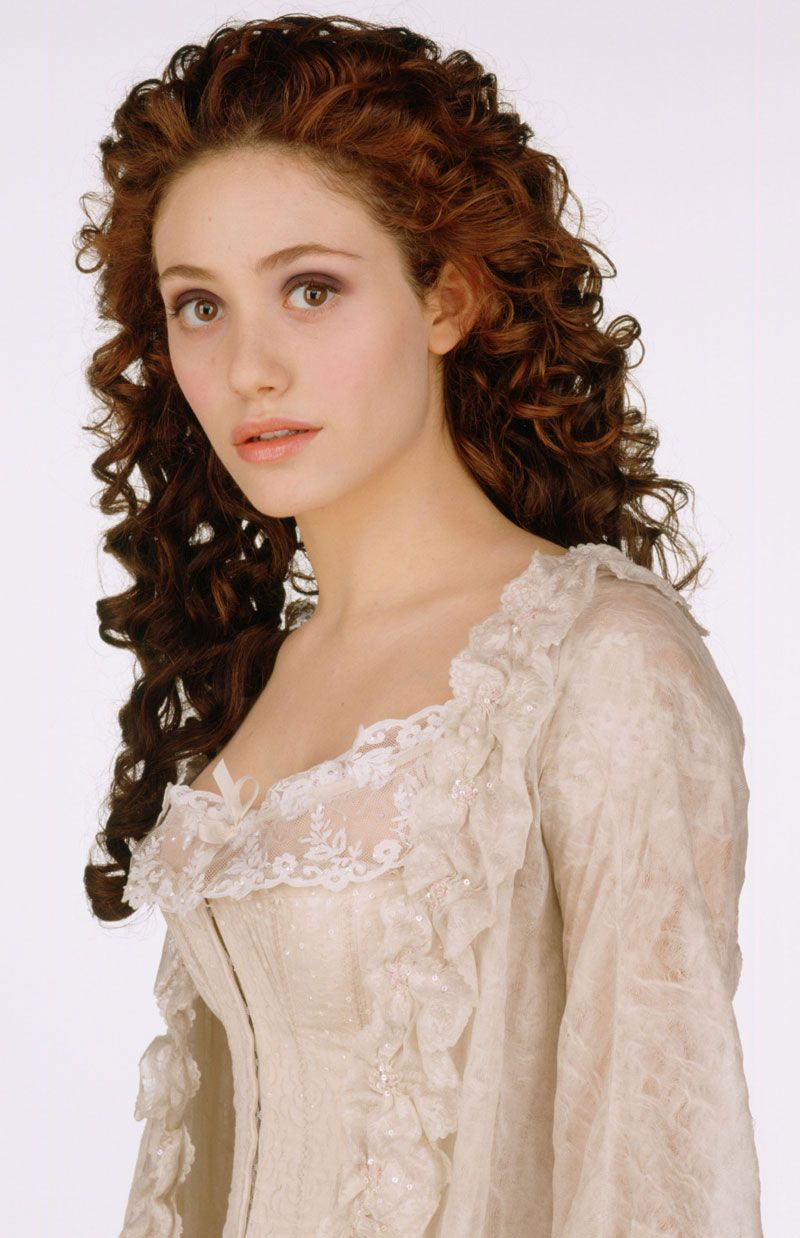 The Costumer S Guide To Movie Costumes Phantom Of The Opera Curly Hair Styles Christine Daae