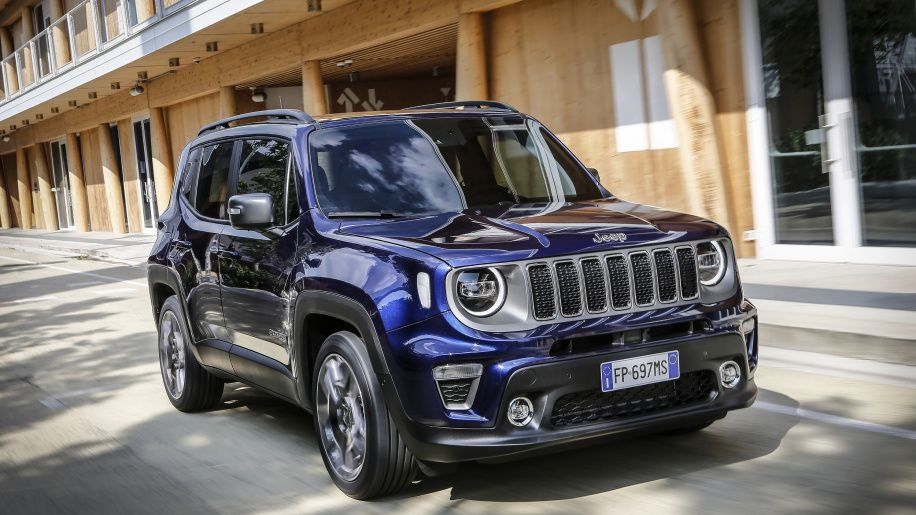 2019 Jeep Renegade Limited And Trailhawk Revealed With Updated