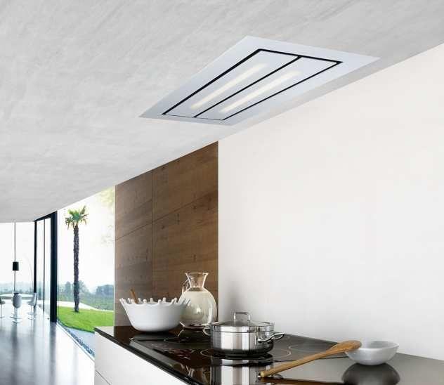 Franke - Maris Deckenlüfter Built-IN Küchen Ideen \ Bilder - dunstabzugshauben für küchen