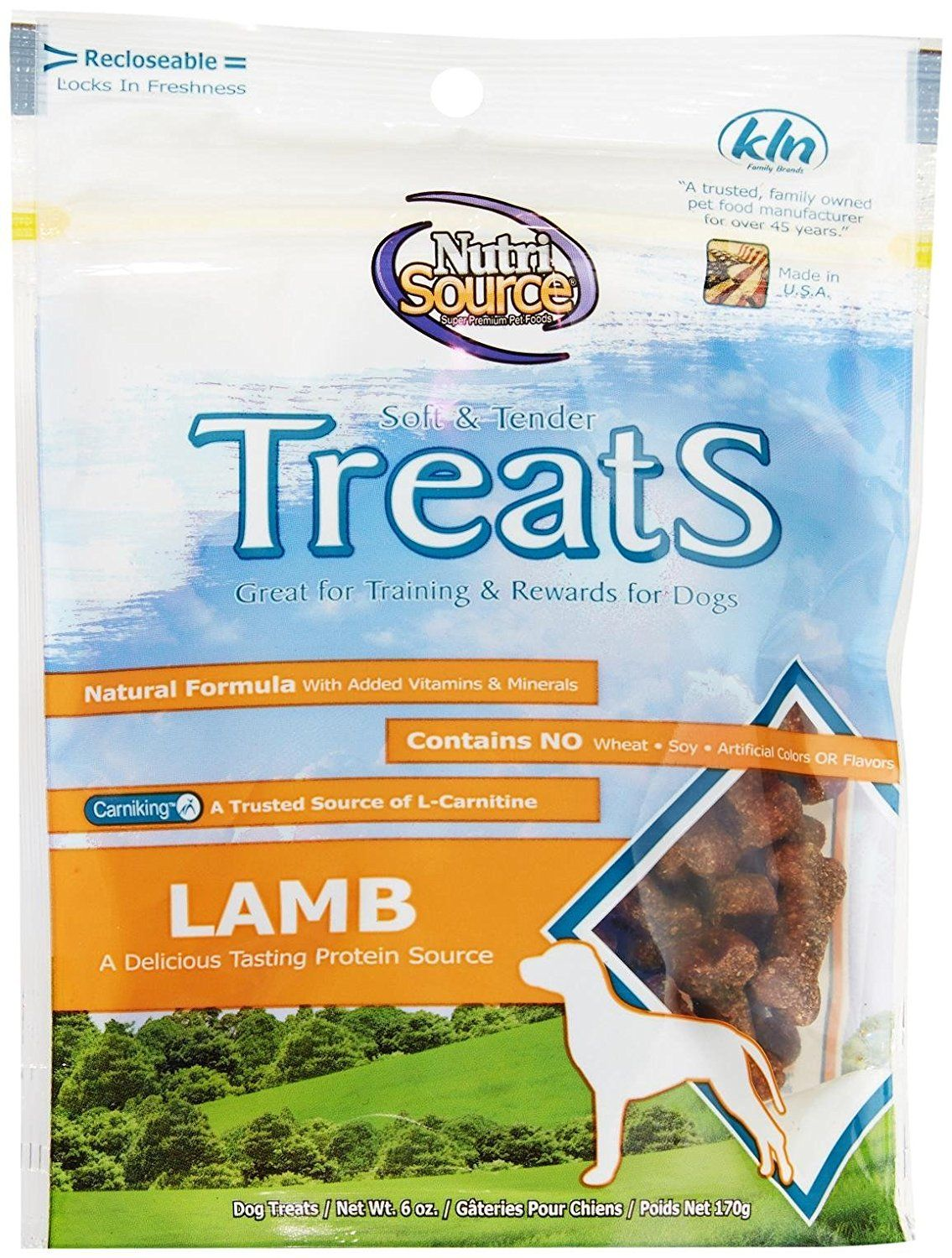 Nutri Source Soft And Tender Treats 6 Oz Wow I Love This