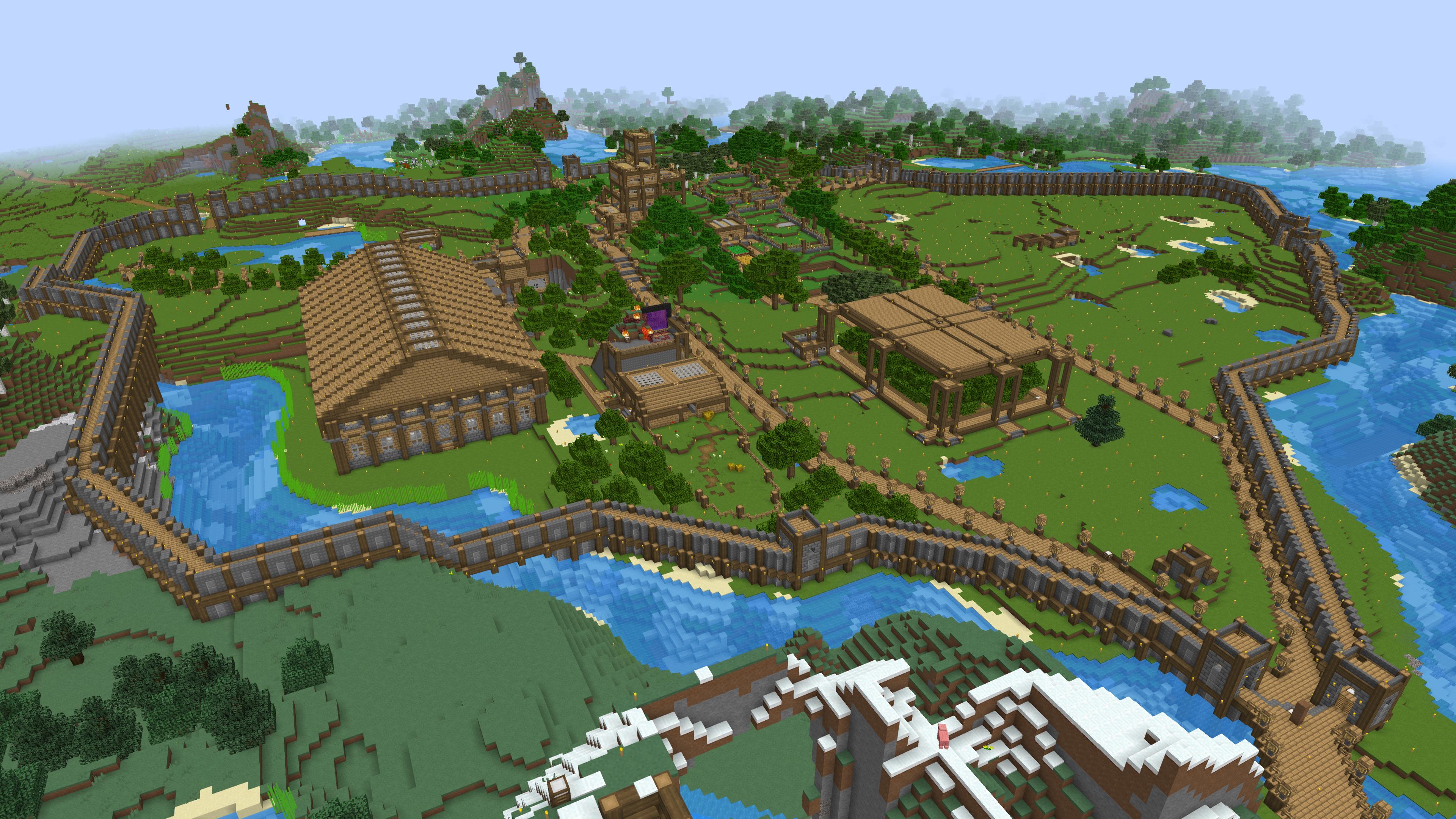 Minecraft Sea Level