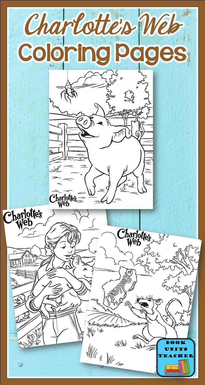 charlottes web activities