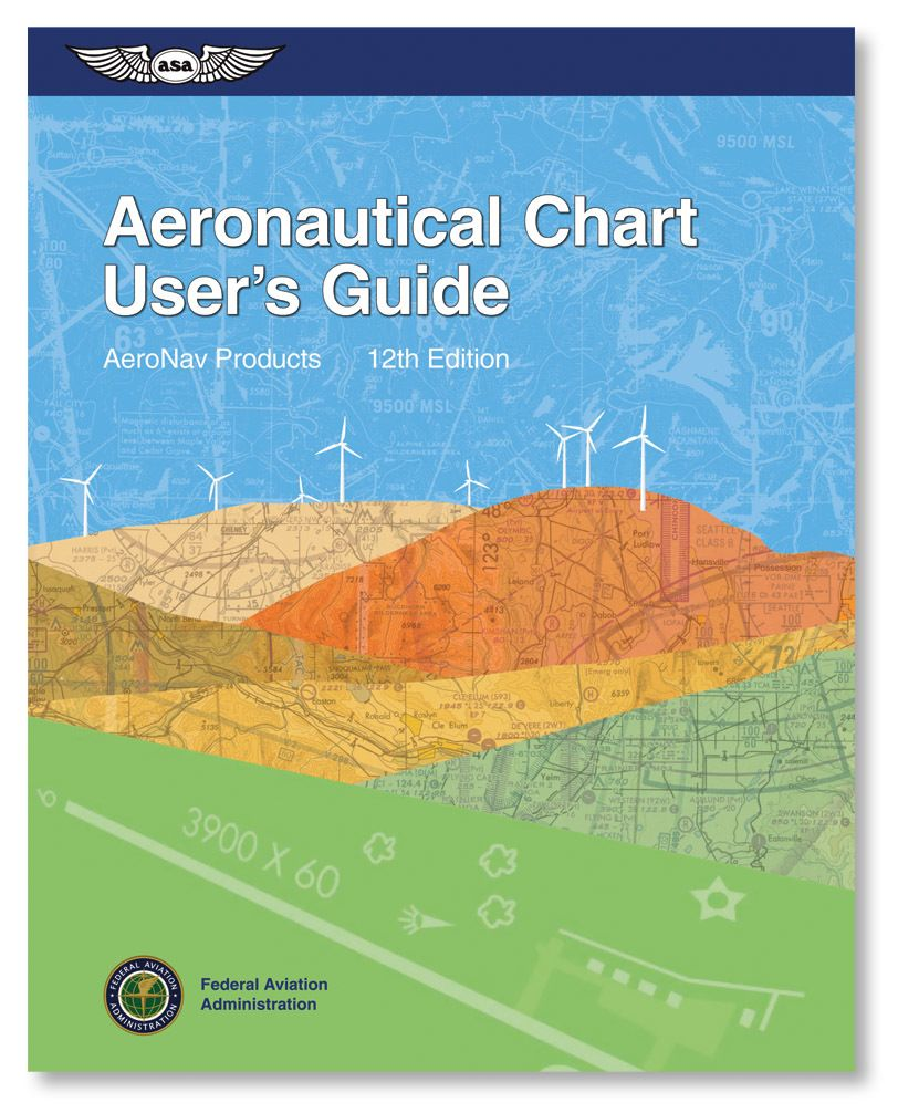 ASA Aeronautical Chart User`s Guide for sale Aviation