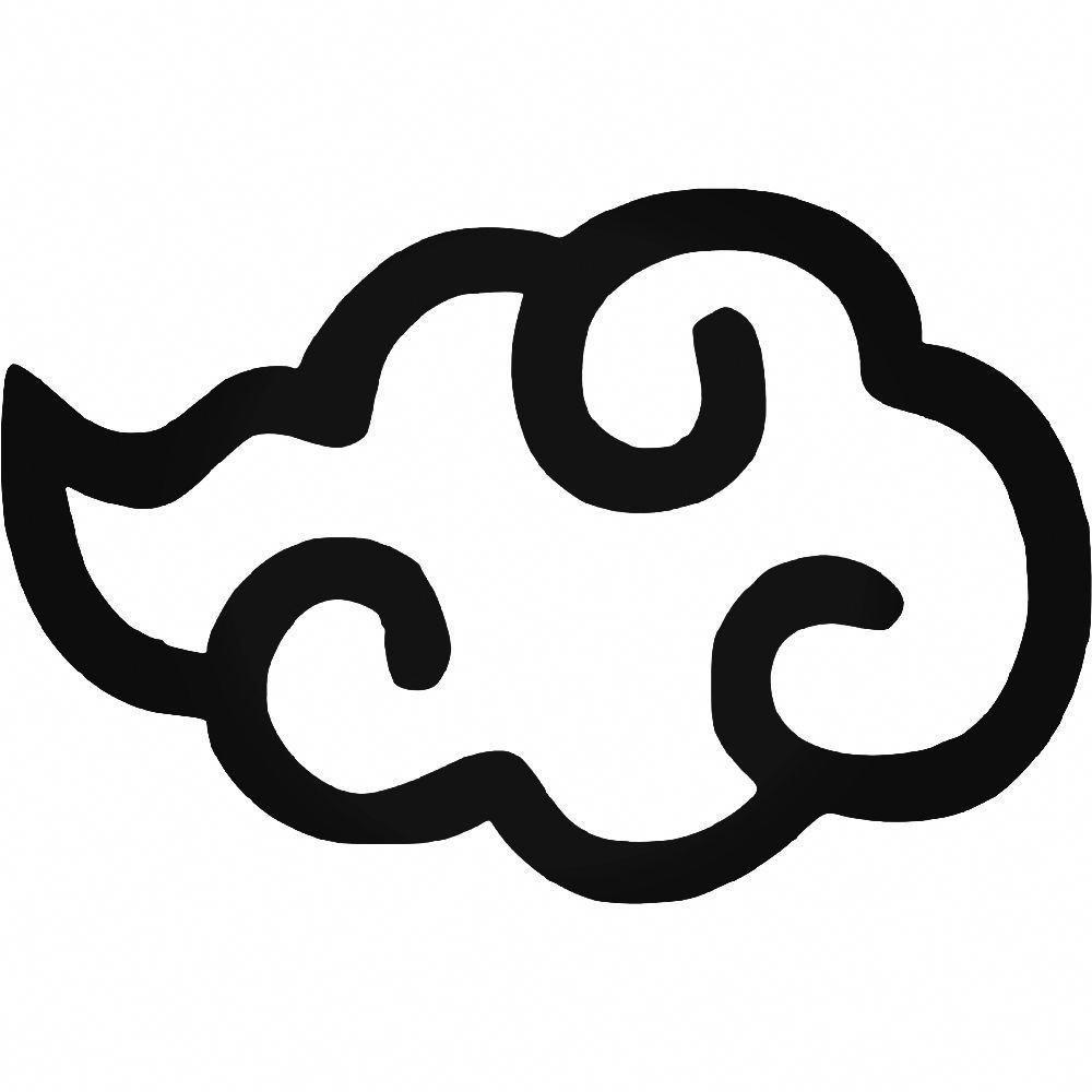 Dessin In 2021 Cloud Tattoo Naruto Painting Akatsuki