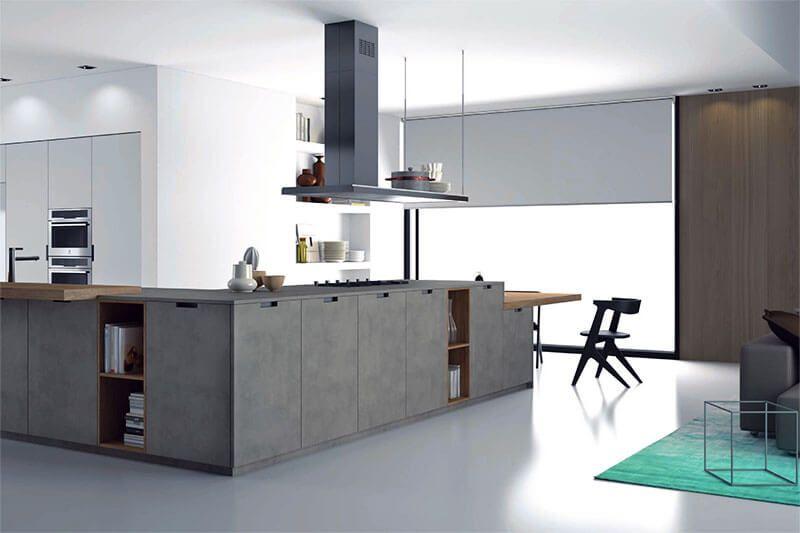 Tendenze arredamento ~ Cucine angolari le nuove tendenze colori e mobilio spazi