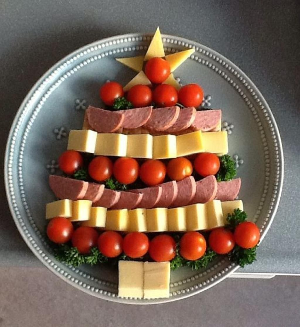 20 ideas to decorate your dishes for the holiday season - Kitchen - Tips and Cra...
