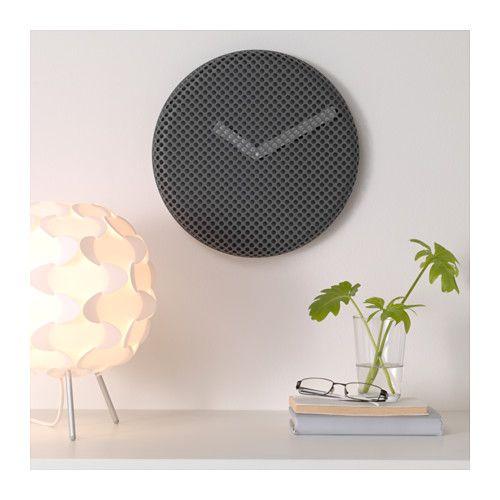 RoomSIPPRA Wall clock  grey   IKEA Creativity   Home Improvement  . Living Room Clocks Ikea. Home Design Ideas