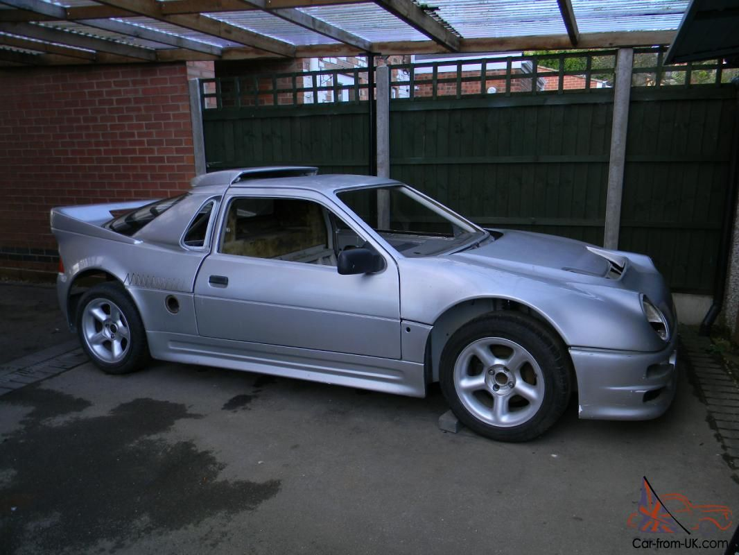 Ford Rs200 Kit Car Replica Mid Mounted Cosworth Engine Track Day Kit Cars Replica Car Kit Cars
