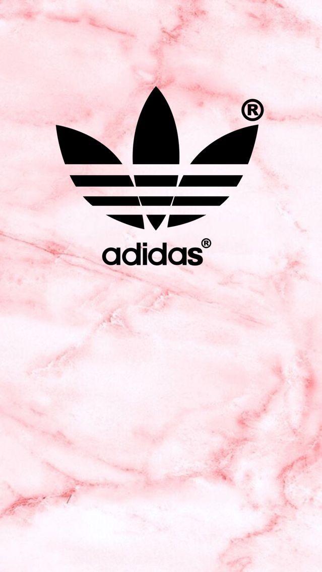 Rose Gold Marble Nike Wallpaper